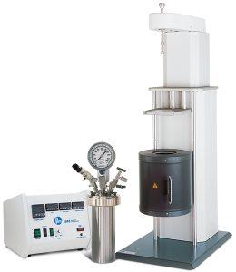 """4525 Reaktor, 1000 ml, """"Moveable"""" Behälter mit 4848 Controller und Opt. Erweiterungsmodul"""