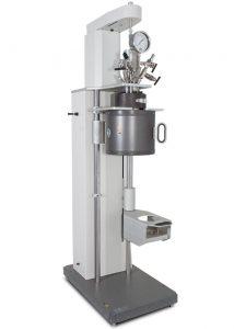 """4577 HP/HT Bodenstandreaktor, """"Fixed Head"""", 1000 ml mit Heizung und Pneumatiklift"""