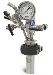 Modell 4597, 100ml HP/HT gerührter Behälter