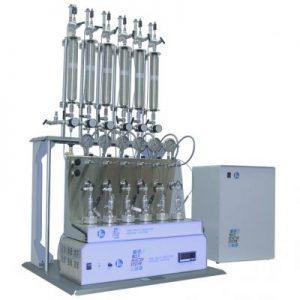 MRS mit individuell angesteuerten Gasbüretten