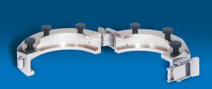 Split-Ring für Metallreaktoren