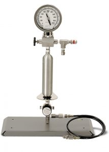A2283HC High Pressure Gas Burette