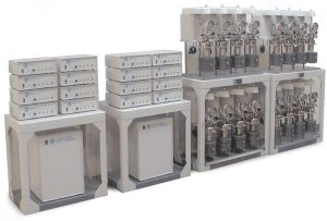 Sixteen Reactor Parallel System with 4871 Process Controller