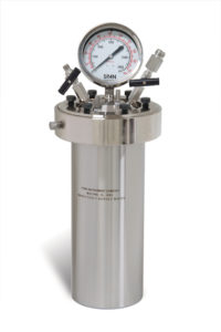 1121 Large Capacity Oxygen Combustion Vessel