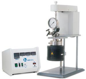"""4560 Mini-Reaktor, 300 ml, """"Fixed Head"""", """"Quick-Release"""" Split-Ring mit 4848 Controller und optionalen Erweiterungsmodulen"""