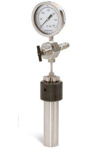 Modell 4740-75 ml Behälter mit Manometereinheit