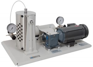3911 Hydrierapparat mit explosionsgeschütztem Motor und Schalter (nicht ATEX)
