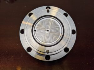 Flow Plate with Housing