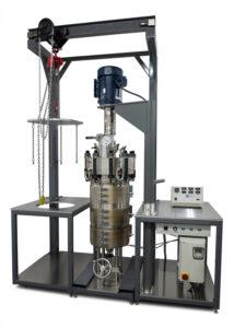 100 L Stirred Reactor System
