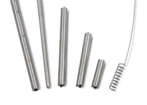 Solids Loading Toolkit for 5401 Tubular Reactor (Optional funnel not shown)