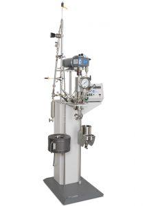 4523 Reactor, 1000 mL, w/Gear, Dual Condenser, Spiral Stirrer