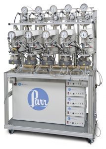 Five Reactor Parallel System