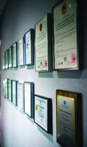 Parr's Certificates