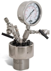 Model 4651, 250mL Vessel HPHT, with VGR and Thermocouple