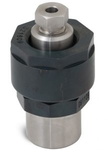 Model 4700-22 mL, with Rupture Disc.