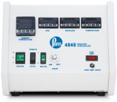 4848 Reactor Controller shown with PTM, MCM, PDM, and HTM Modules installed.