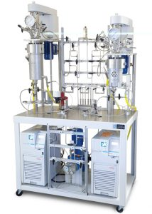 Custom designed Pilot Reactor System