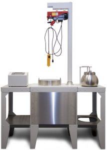 Detonation Calorimeter System