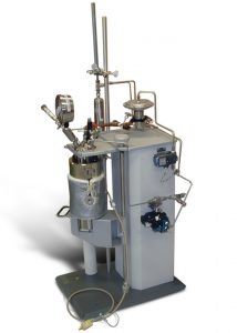 Supercritical Fluid Extraction System with 1.2 liter vessel.