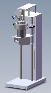 Custom 4670 High Pressure Vessel