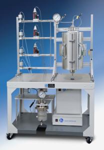 Continuous Flow Tubular Reactor System