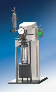 5103 Bench Top Reactor, 600 mL, with Back Pressure Regulator