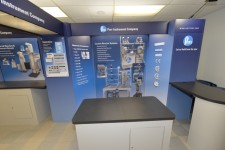 Sneak Peak at Parr's new trade show booth