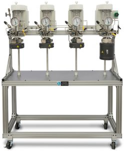 Four Reactor Parallel System