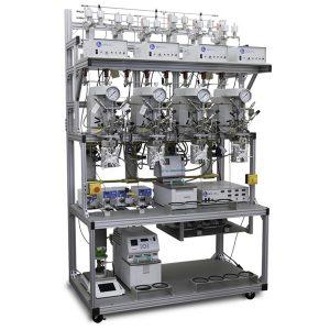 Custom Multiple Reactor System
