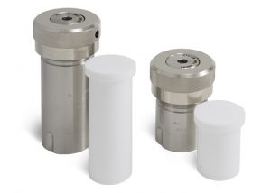 Models 4744 (45 mL) and 4749 (23 mL) Vessels with PTFE liners