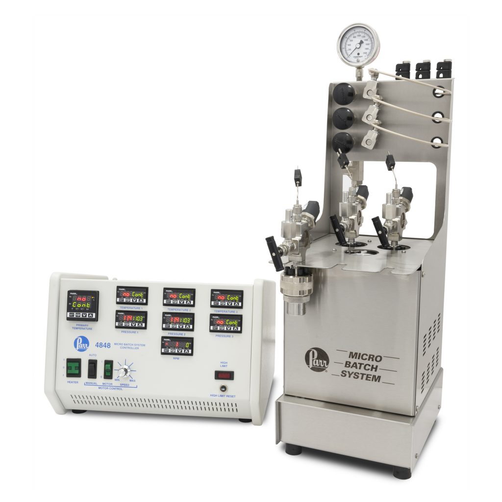 Micro Batch System with 4848MBS Control System