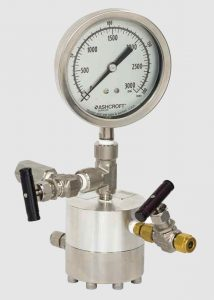 A91VB Series Back Pressure Regulator