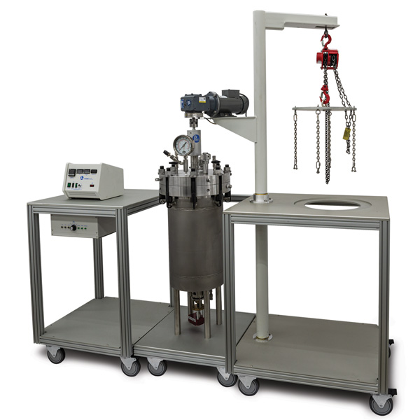 50L Stirred Reactor System