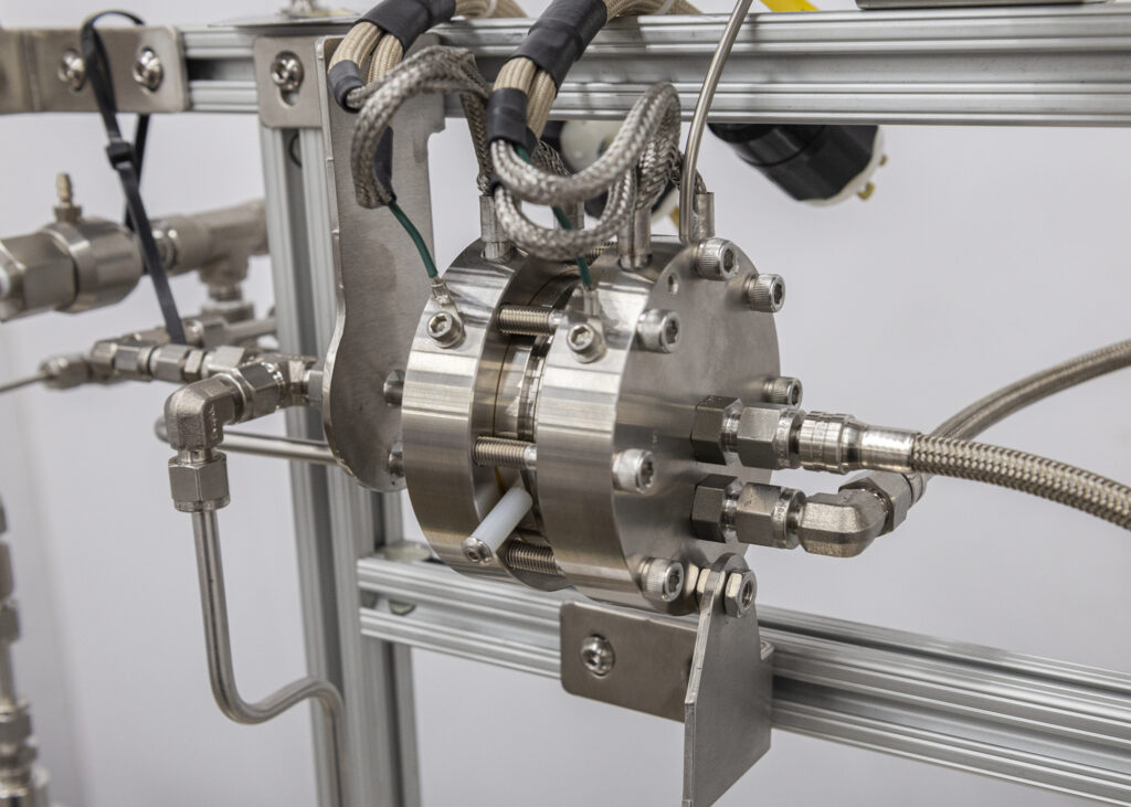 Parr A2000G High Pressure Electrolyzer Assembly