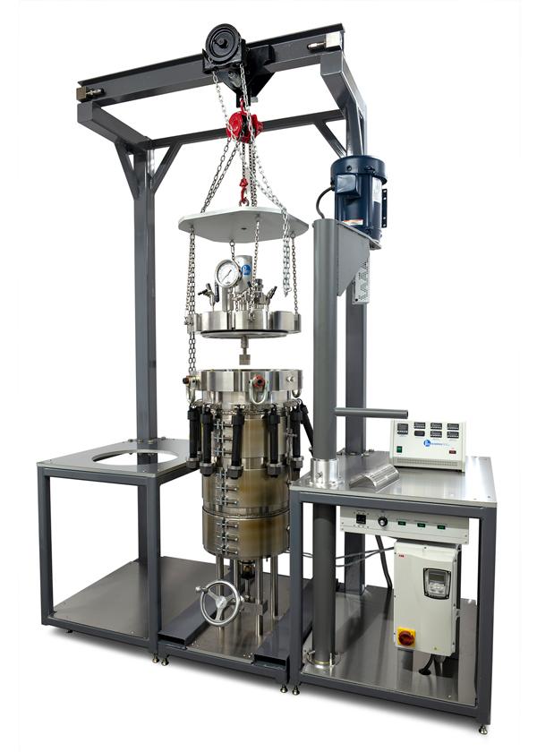 New 50 L & 100  L Stirred Reactors