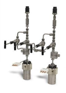 Vessel Assembly for Vapor Pressure Determination Apparatus